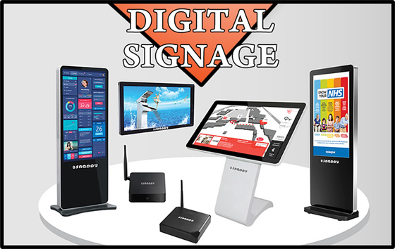 digital signage maldon essex